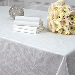 Discover Luxury Table Linens featuring the Thuline collection
